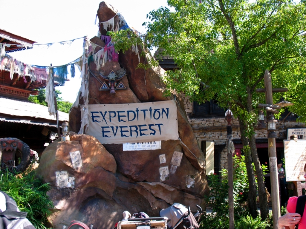 Everest - Animal Kingdom